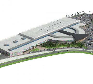 Centro Comercial Gabon