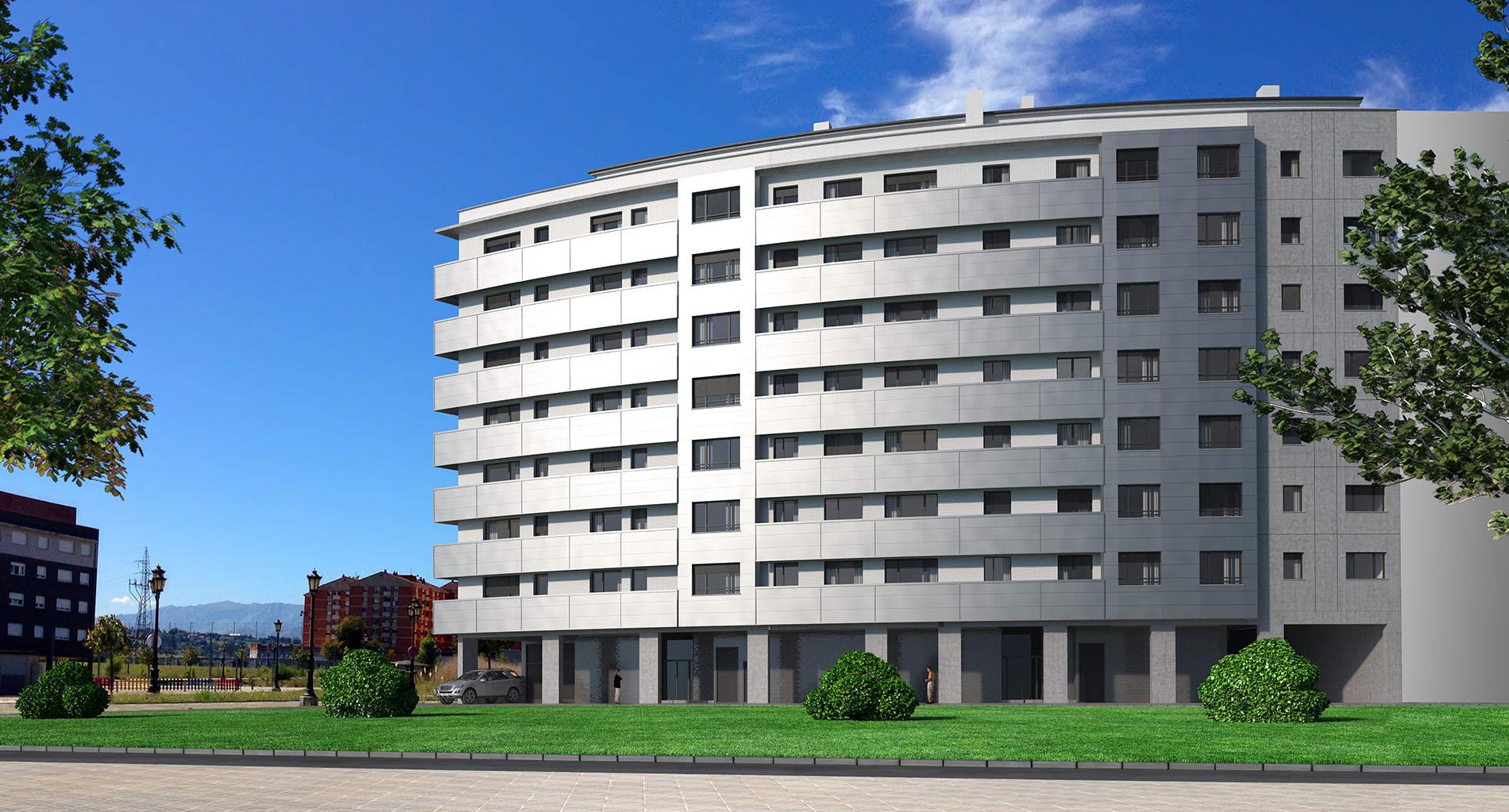 Edificio Prau La Vega