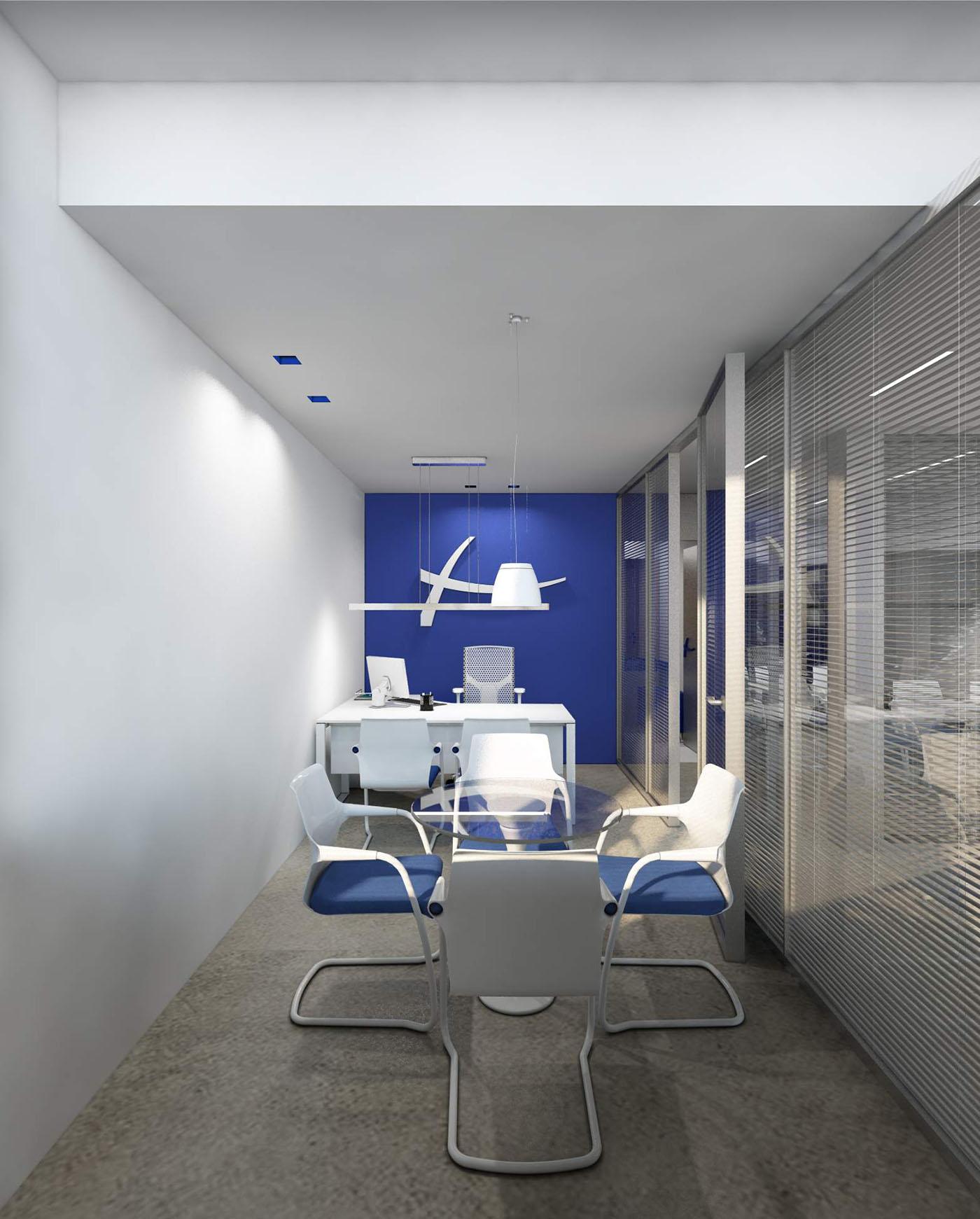 Interiorismo de oficinas localcad imagen for Interiorismo oficinas