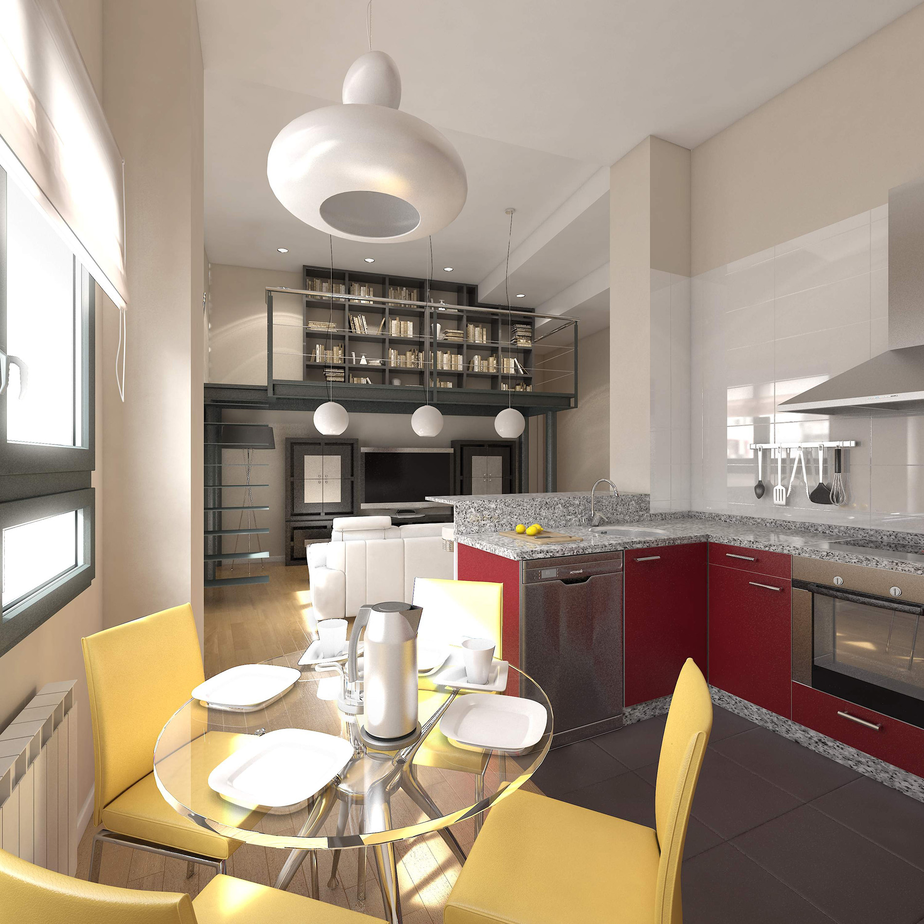 Interiorismo vivienda